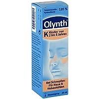 Olynth 0,05% Kinder Nasenspray, 10 ml preisvergleich bei billige-tabletten.eu