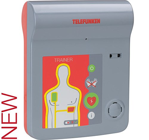 Telefunken AED Defibrilator Training Unit A862