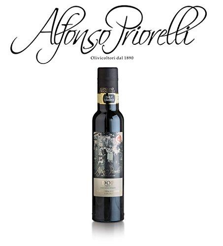 Alfonso priorelli - olio di oliva extra vergine dop umbria colli assisi e spoleto - 0,250 l - cartone da 12 bott.