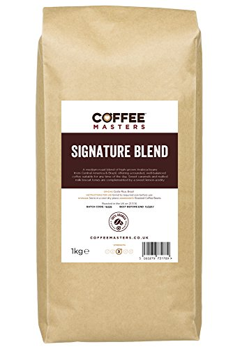 Coffee Masters Signature Blend Coffee Beans 1kg