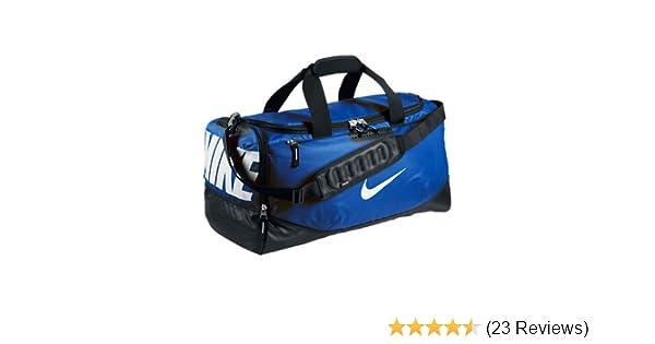 58ef63d2af20c Nike Herren Sporttasche Team Train Max Air Medium Duffel Game Royal Black ( White) 32 x 62 x 29 cm  Amazon.de  Sport   Freizeit