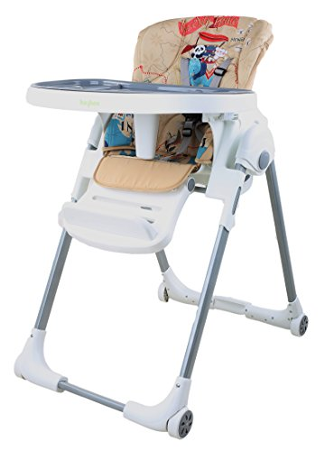 Baybee LittleHug 7 Position Height Adjustable Baby High Chair Baby Feeding Chair