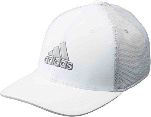 Adidas Climacool Tour Casquette Homme, White, FR : L (Taille Fabricant : L/XL)