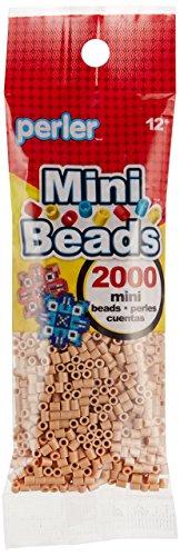 Perler Mini Perler Perlen 2000/pkg-tan, andere, mehrfarbig Perler Perlen Zubehör