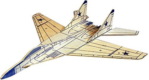 mig-29-fulcrum-west-wings-simple-profile-glider-balsa-wood-model-plane-kit-ww421