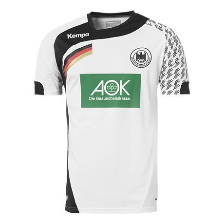 Kempa DHB Shirt Damen - schwarz, Größe:L