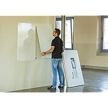 Vinilo Pizarra Blanca Magnética (75x 115cm Panel)