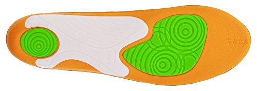 Bama Gel-Einlegesohlen, Für Sneaker und Sportschuhe, Zuschneidbar, Größe: 42-46, Sneaker Gel Support CTS 5 CT