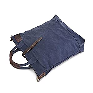41lvzPkwXpL. SS300  - GOOTIUM Bolso de Hombro para Mujer, Azul Marino (Azul) - 60612NV