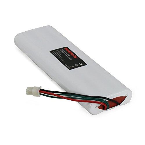 POWERAXIS 18V 3000mAh Ni-MH akku für Husqvarna Automower G2 SH Solar Hybrid 210 AC 220 AC 260ACX G2 230 ACX Husqvarna 112862101 1128621-01 112862101/6 1128621-01/6 1128621016