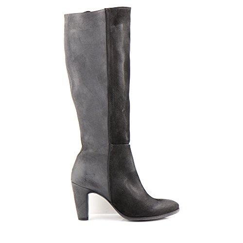 Felmini - Damen Schuhe - Verlieben Kate 9842 - Hochhackige Hohe Stiefel - Echte Leder - Mehrfarbig Mehrfarbig