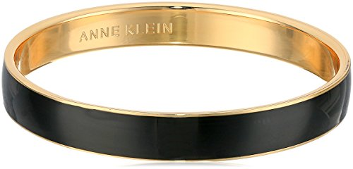 anne-klein-gold-tone-jet-bangle-bracelet