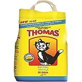 توماس كات لفضلات غير متكتلة - 16 لتر