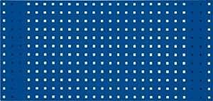 KS Tools 860.0891eb Plaque perforée, 1500x 450mm, Enzianblau