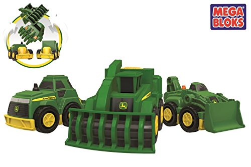 Mega Bloks Tractor