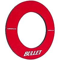 BULLET-Darts Surround Ring für Alle gänigen Dartscheiben -Hochwertige Umrandung – Wandschutz für Das Dartboard