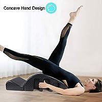 Pilates Spine Yoga Pilates Spine enderezadora de la categoría alimenticia del medio ambiente material amistoso, Pilates espinal puede hacer abdominales, Arco espinal Pilates Balanced Alivio del dolor