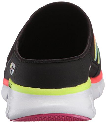 Mulo Skechers Sportiva on Slip Streamer Donna Multi Aria Da Nero rrqEB0w