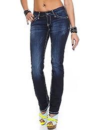 CIPO & BAXX Damen Jeans CBW-231