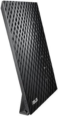 ASUS RT-N56U - Router inalámbrico N600 Dual-band Gigabit (punto de acceso, USB, soporta 3G/4G)