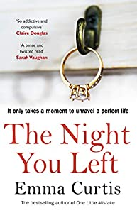 The Night You Left: The tense and shocking thriller that readers can't put down