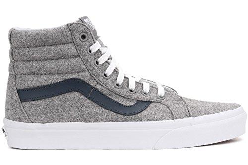 Vans Sk8-Hi Reissue Varsity Gray True White Grey