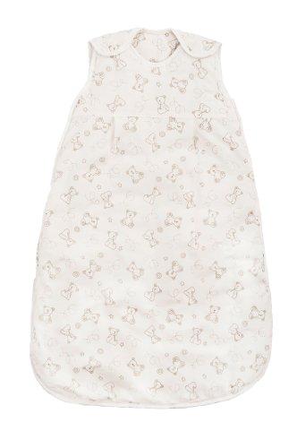 Schlummersack Baby Sommerschlafsack 1 Tog Simply Teddy Neugeborene 56 cm