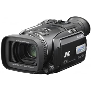 JVC GZ-HD7 HDD/SD Hybrid Camcorder: Amazon.de: Kamera