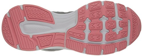 Adidas Neo Cloudfoam Vs Città W casuale della scarpa da tennis, nero / argento metallizzato / flapn Grau