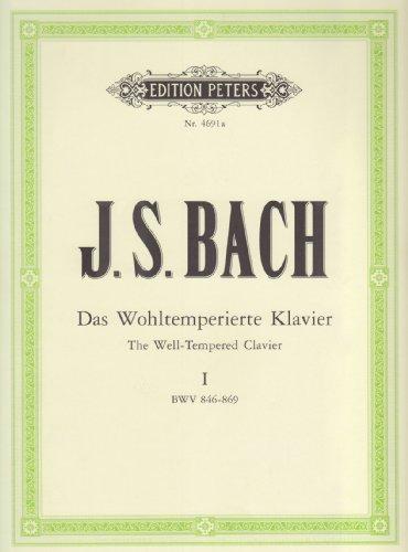 Clavier Bien Tempéré Volume 1 Bwv846-8...