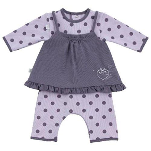 Absorba Baby combilong Kleid Blaubeere (Set Hose Absorba)