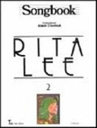Songbook. Rita Lee - Volume 2 (Em Portuguese do Brasil)