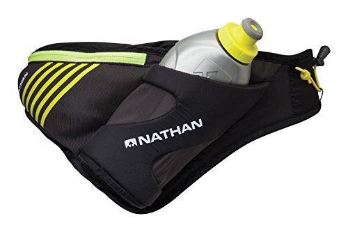 Nathan Peak Waist Pak 18 oz / 535 ml, Black,
