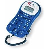 ANSMANN Energy Check LCD Teststation Akkutester Batterietester Kapazitätsanzeige für Akkus, Batterien, Knopfzellen