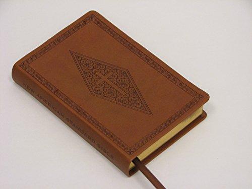 American Standard Cross (Compact Bible-NASB-Diamond/Cross)