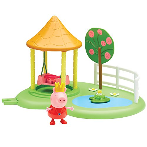 Peppa-Pig-06249-Princess-Peppas-Garden-Swing-Toy