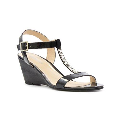 SPROX , Sandales pour femme Noir