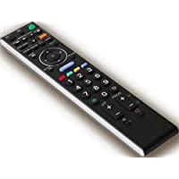 Remote Control for Sony Bravia LCD/Plasma TV, RM-ED020 RMED020 - Substitute Replacement.