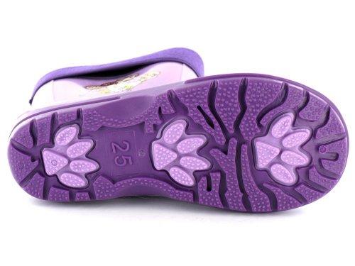 Beck  Fee, bottes fille Violet - Violett/viola