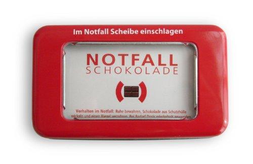 Notfallschokolade