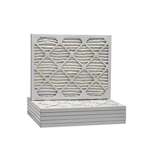16x 20x 1Ultra Allergen Merv 11Bundfaltenhose Ersatz AC Ofen Air Filter (6Stück) -