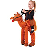 Bristol Novelty CC238 - Disfraz de jinete con caballo, talla única
