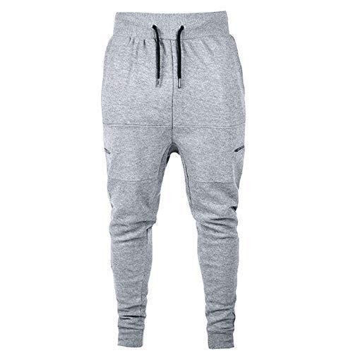 Winter Guide Pants (Btruely Jogginghose Herren Winter Sportwear Gym Workout Trainingshose Fitnesshose Drucken Freizeithosen Hip Hop Hosen Männer Sporthosen)