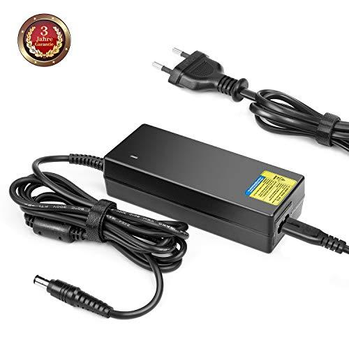 GS TÜV 24V 3,75A Netzteil Ladegerät für Zebra Barcode Drucker ZP550 ZP450 GX420d GK420d GK420t GX420t GX430T GT810 GT820 GT830 GC420t GT800 HC100 GX42-200411-000 AC DC Adapter inkl. EU Kabel -