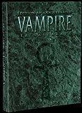 Vampire : La Mascarade. Edition 20ème anniversaire livre de régles