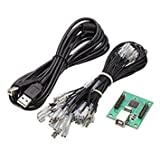 Best Two Player Ps3 Games - DIY Arcade Encoder Board Controller USB Cable Wire Review