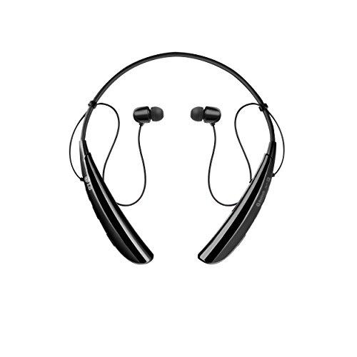 LG Tone Pro Cuffie Stereo Bluetooth, Nero