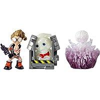 Ghostbusters Ecto Minis Jillian, Rowan dans le piège, et Gertrude fantôme Mini Figures (expédiés à partir du Royaume-Uni)