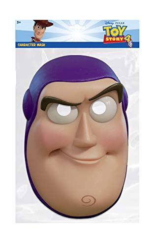 Thorness Buzz Lightyear Toy Story Disney Official Face Mask (Buzz Erwachsene Lightyear-maske)