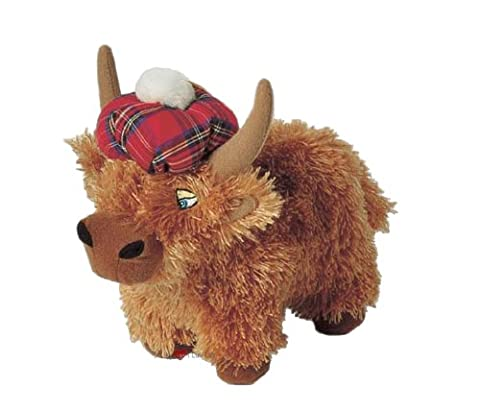 Highland Cow Large Soft Toy Tammy Hat